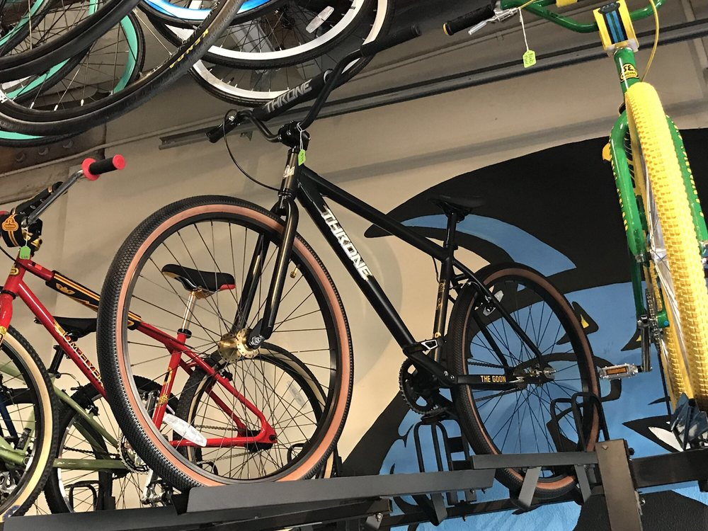 San Jose Bicycles