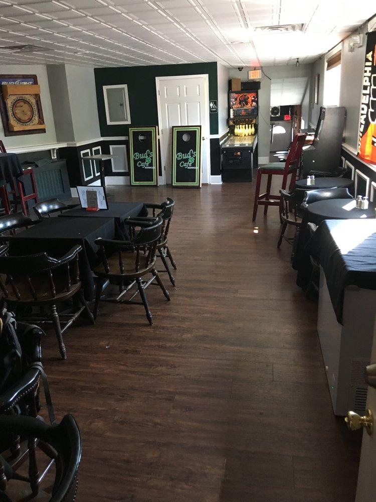 Bud's Cafe: 31 W Winona Ave, Norwood, PA