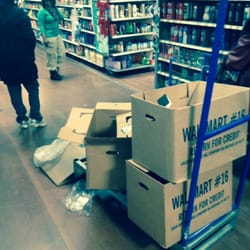 Walmart supercenter 21 photos 82 reviews department for How much are fishing license at walmart