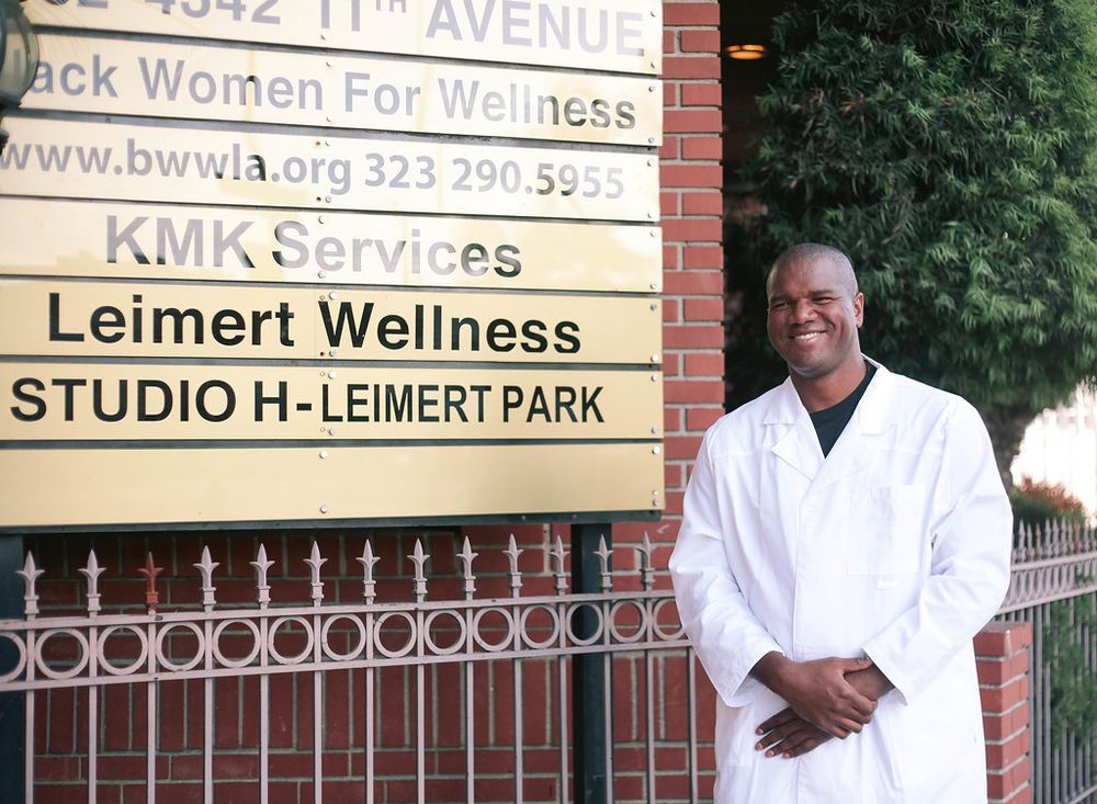 William Jackson Ayurvedic Health Specialist: 4336 11th Ave, Los Angeles, CA