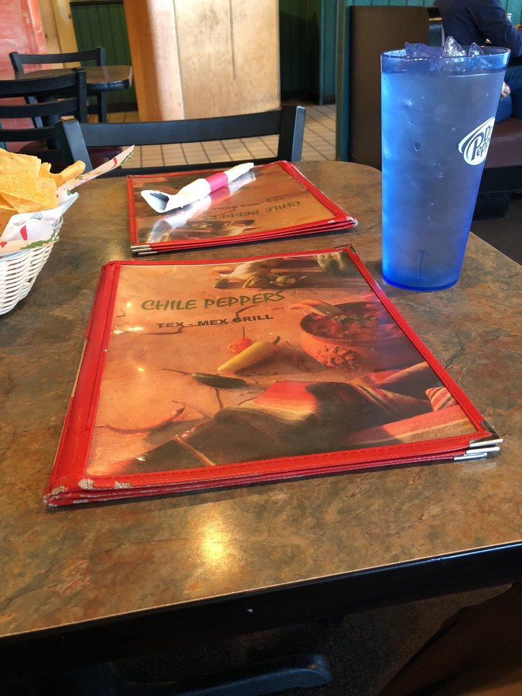 Chile Peppers Tex-Mex Grill: 2071 Oliver Lancaster Blvd, Malvern, AR