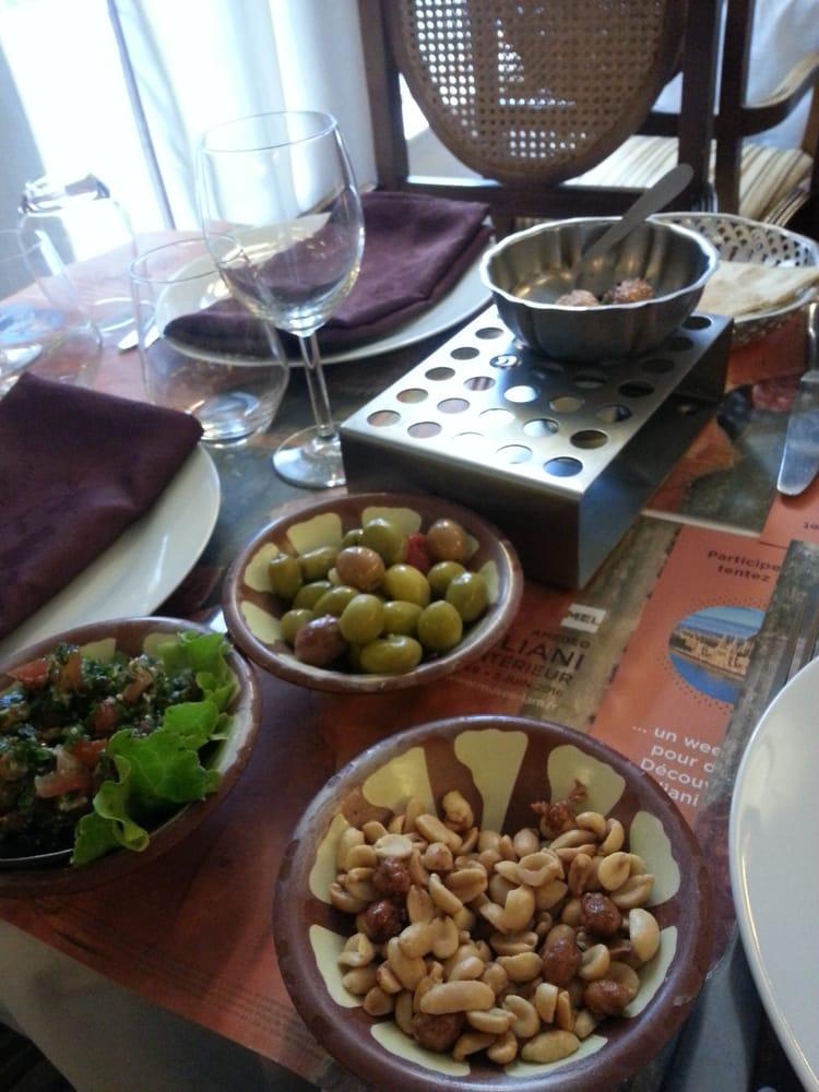 Flandres Liban 12 Foto E 45 Recensioni Cucina Libanese
