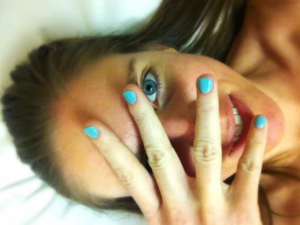 I love the SNS GELous manicure in color #331. I was fascinated at ...