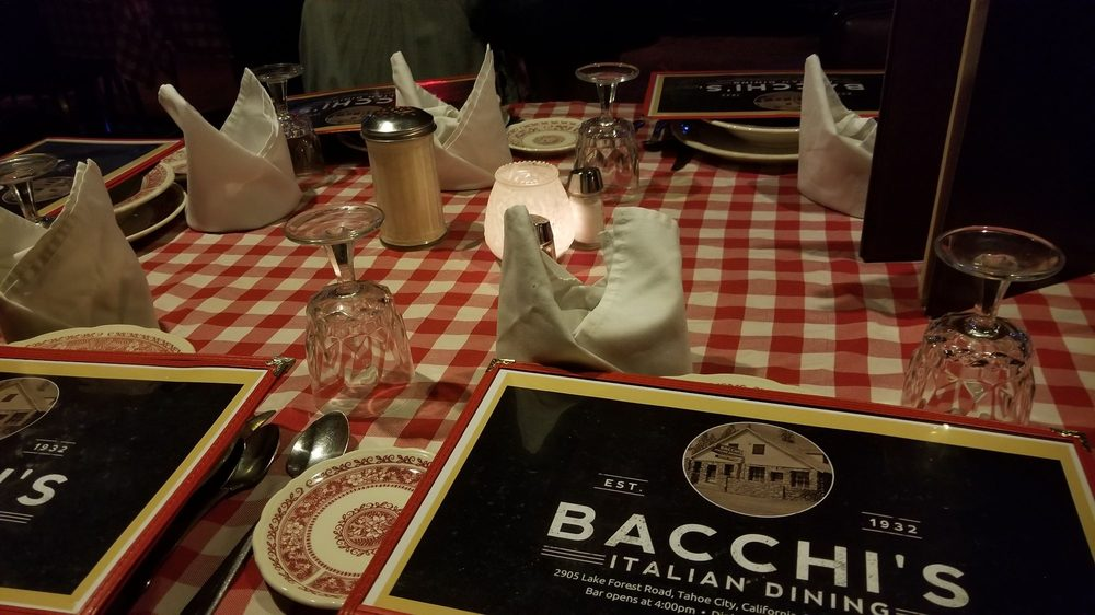Bacchi's Inn: 2905 Lake Forest Rd, Tahoe City, CA