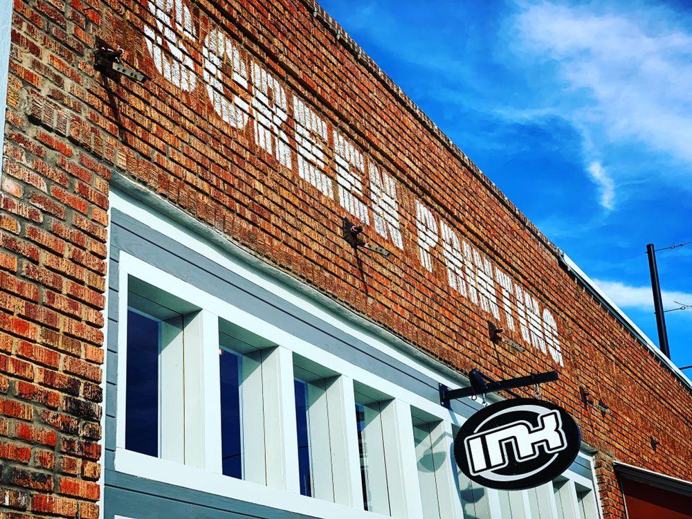 InkNStitch: 1021 Halsell St, Bridgeport, TX