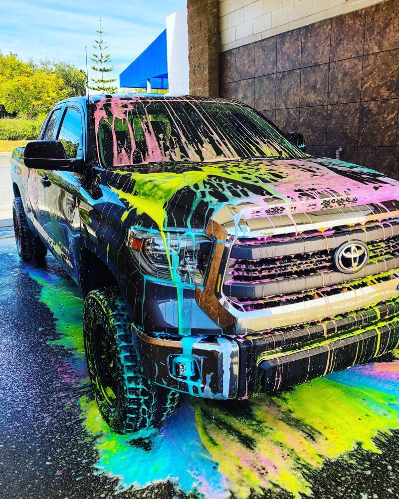 Happy Cow Car Wash: 2960 Cuyamaca College Dr W, El Cajon, CA