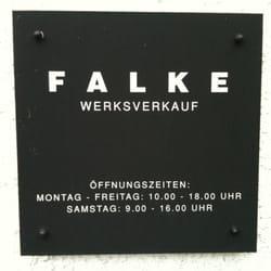 detaillierte Bilder Bestbewertet echt rationelle Konstruktion Falke Werksverkauf - 2019 All You Need to Know BEFORE You Go ...