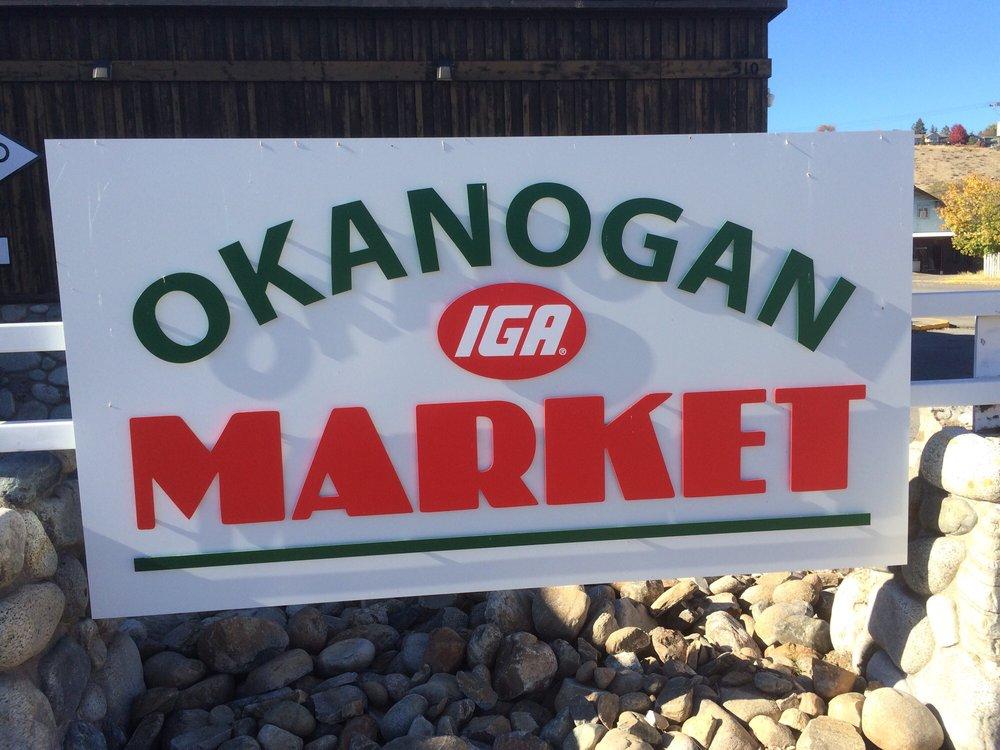 Iga Grocery Okanogan: 310 2nd Ave S, Okanogan, WA