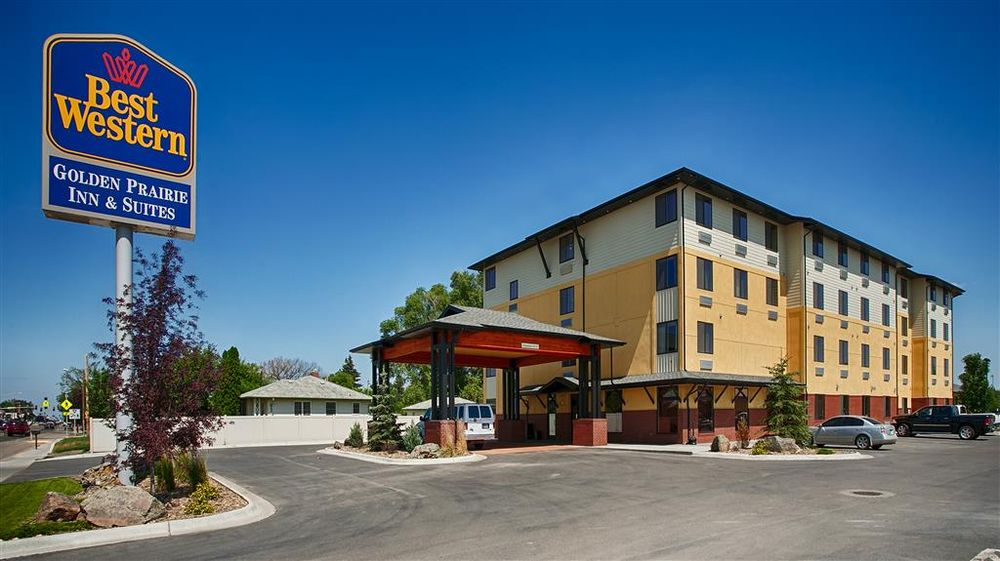Best Western Golden Prairie Inn & Suites: 820 S Central Ave, Sidney, MT