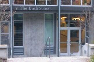 The Bush School