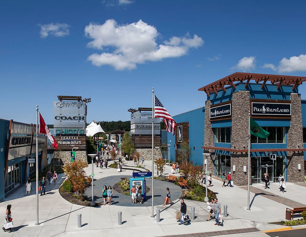 Seattle Premium Outlets: 10600 Quil Ceda Blvd, Tulalip, WA