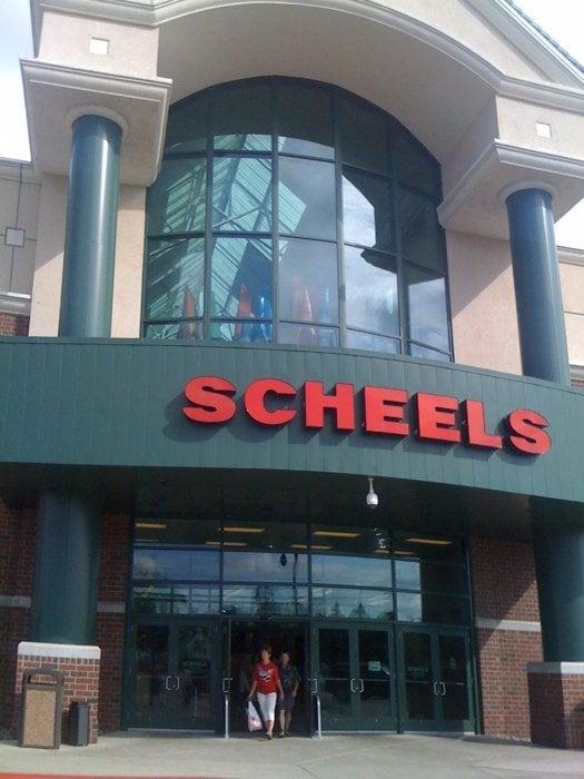 Scheels: 40 N Waite Ave, Waite Park, MN