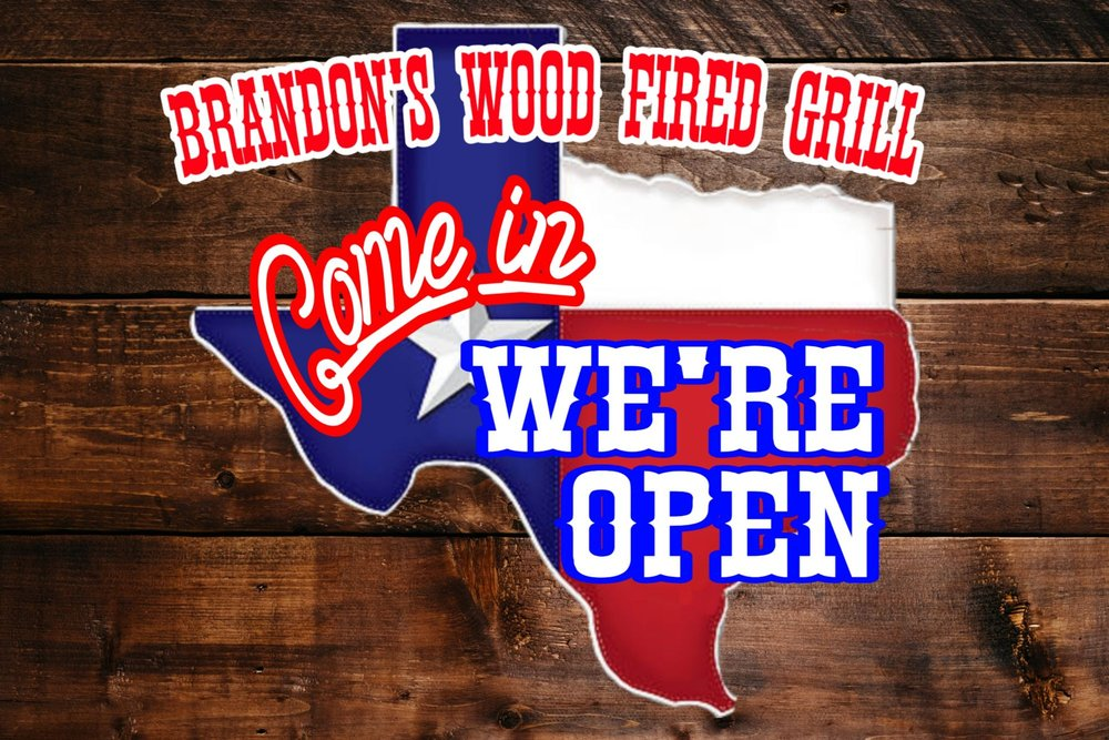 Brandon's Wood Fired Grill: 3871 Stagg Dr, Beaumont, TX