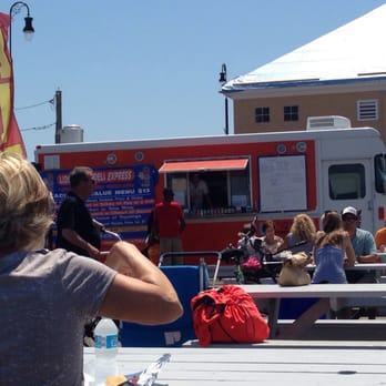 Lido Kosher Deli Food Truck