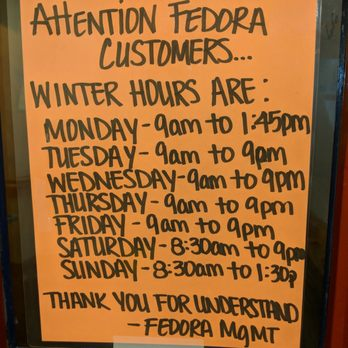 Fedora bistro and cafe - Order Food Online - 64 Photos & 122