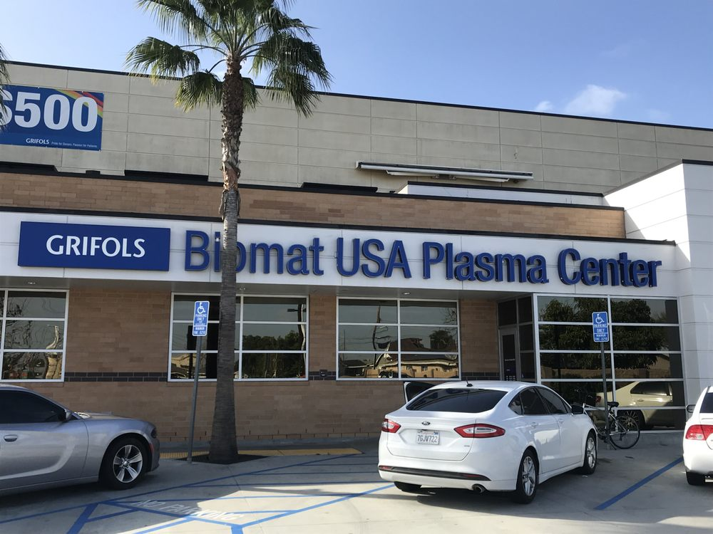 Biomat USA: 16227 Lakewood Blvd, Bellflower, CA