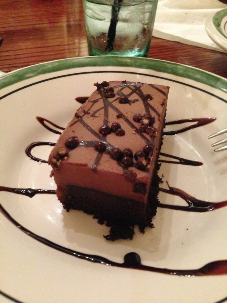 Chocolate Mousse Cake Yum Yelp