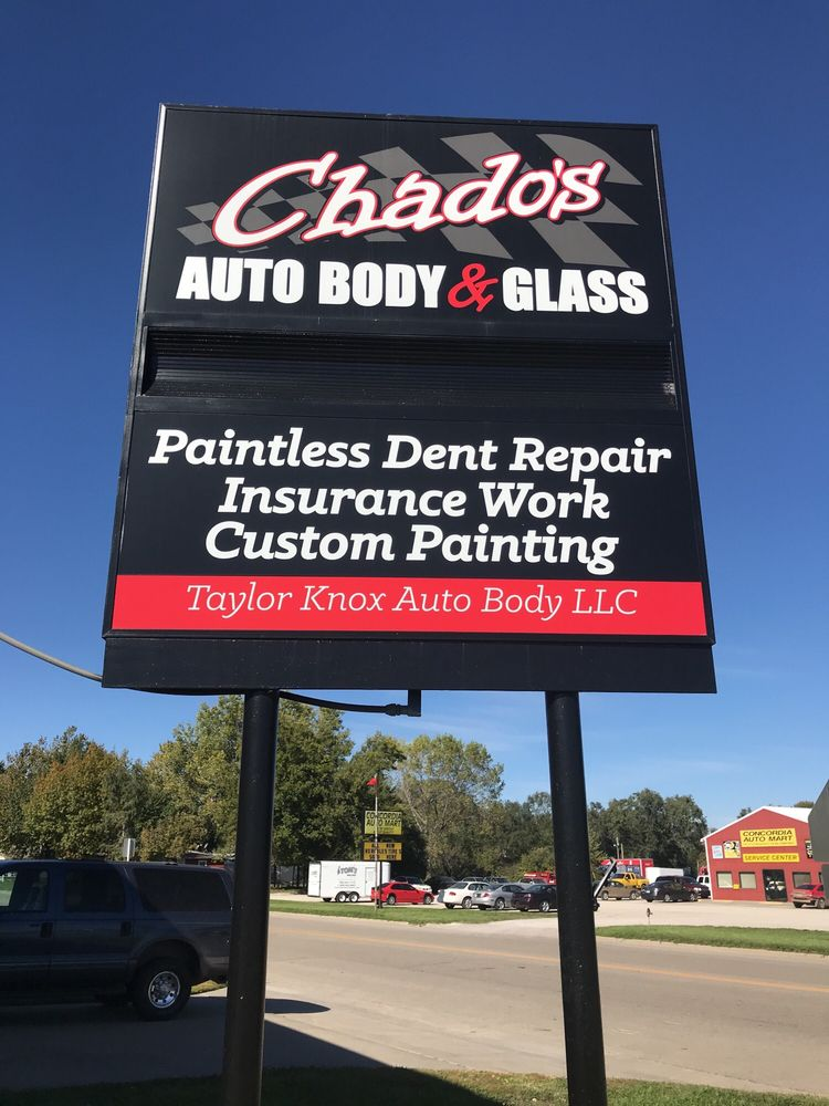 Taylor Knox Auto Body: 924 E 6th St, Concordia, KS