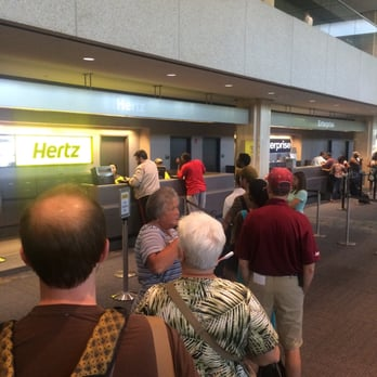 Norfolk Airport Car Rental Hertz