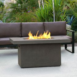 Photo Of Patioworld   Thousand Oaks, CA, United States. Faux Concrete Fire