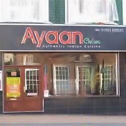 Ayaan chillies indian 42 44 talbot road blackpool for Ayaan indian cuisine