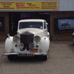 Direct drive auto repairs diagnostic center 10 fotos for Motores y vehiculos nj