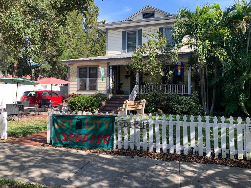 Jet City Espresso Hyde Park: 318 S Edison Ave, Tampa, FL