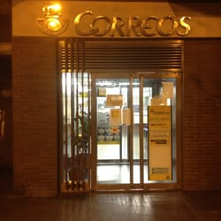 Oficina de correos postkantoren avinguda de roma 121 for Oficina de correo barcelona