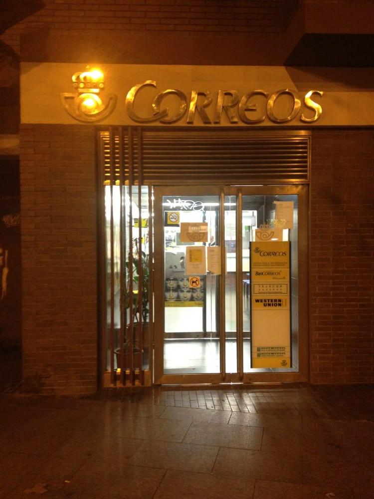 Oficina de correos avinguda de roma 121 l for Oficina de correo barcelona