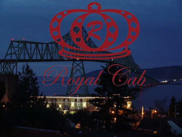Royal Cab: 92223 Clover Rd, Astoria, OR