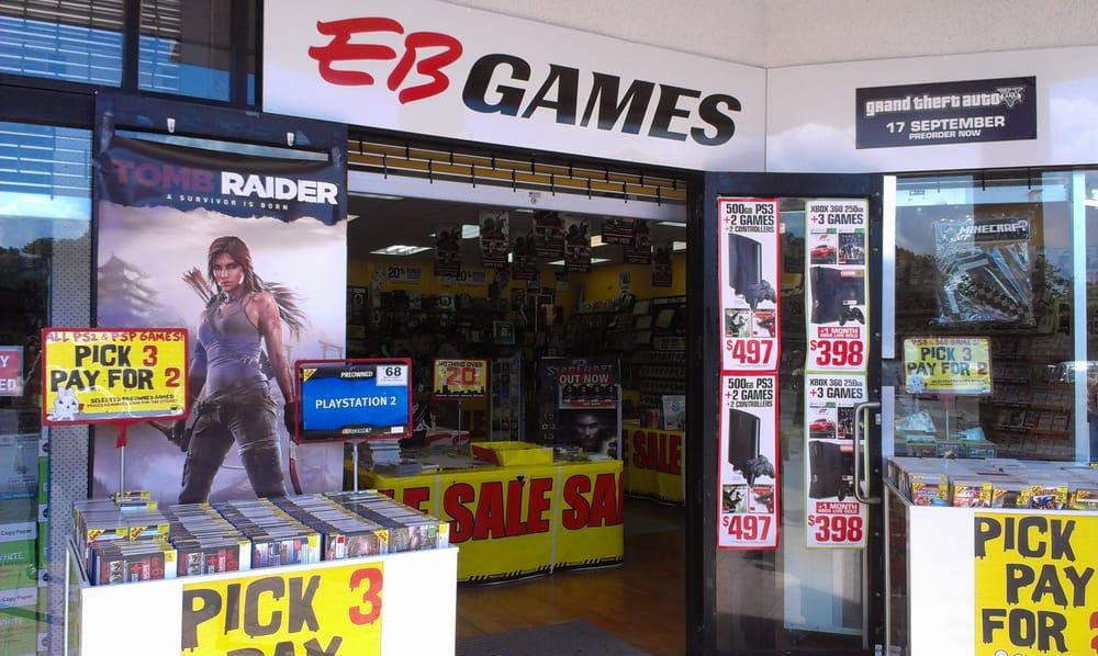 Eb Games Nz