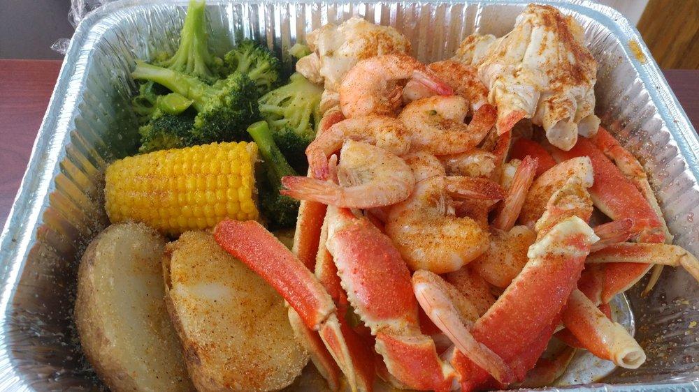 Dt New Orleans Seafood Market: 3050 Martin Luther King Jr Dr, Atlanta, GA