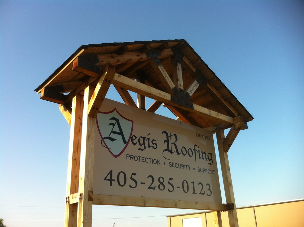 Aegis Roofing   Roofing   7785 Gold Cir Dr, Edmond, OK   Phone Number   Yelp