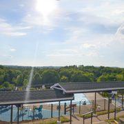 Heated Pool Photo Of The Finger Lakes Hotel Farmington Ny United States
