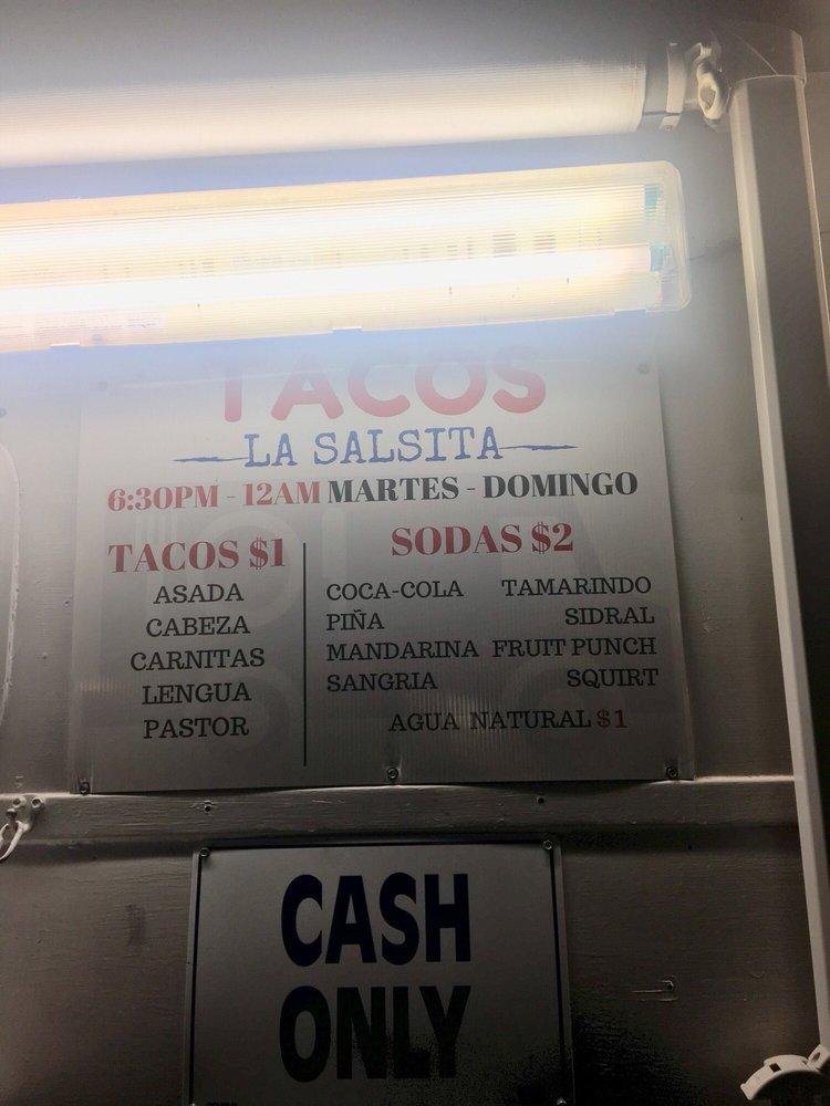Tacos La Salsita