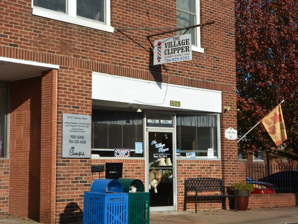 Village Clipper Barber & Style: 429 Catawba St, Belmont, NC