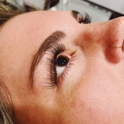 ff005f2bbee Photo of Julia Picciano - Cortland, NY, United States. Hybrid Volume Lash  Extensions