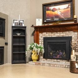 Aspen Fireplace Patio