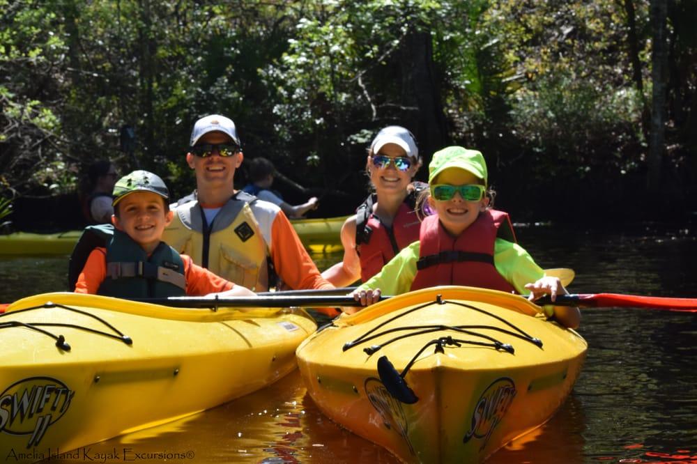Amelia Island Kayak Excursions: Fernandina Beach, FL