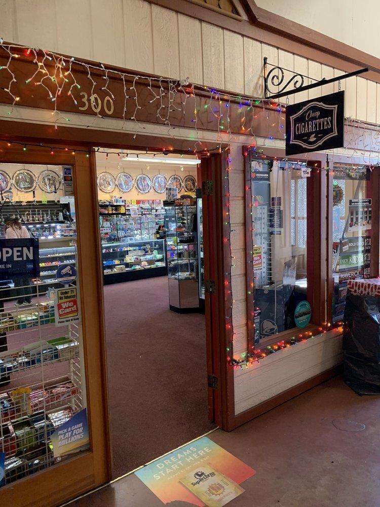 Cheap Cigarettes: 401 N Main St, Fort Bragg, CA
