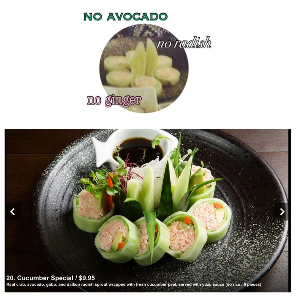 Hi sushi 338 photos 168 reviews japanese 9660 for Asian 168 cuisine