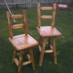 Photo Of Rustic Dan Custom Log Furniture   Cathcart, ON, Canada. Custom Made