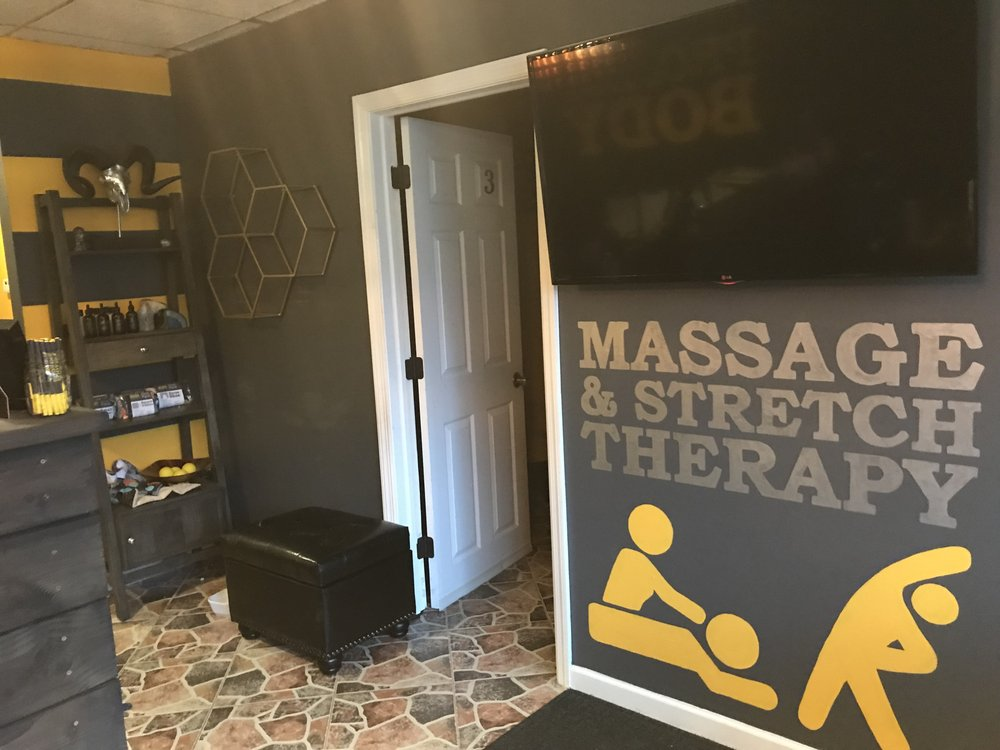 Project Body Massage & Stretch Therapy