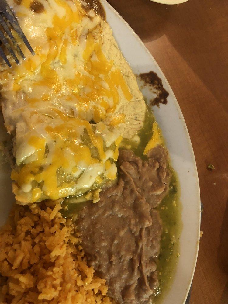 Nacho's Cafe: 804 Ft.McKavitt, Mason, TX