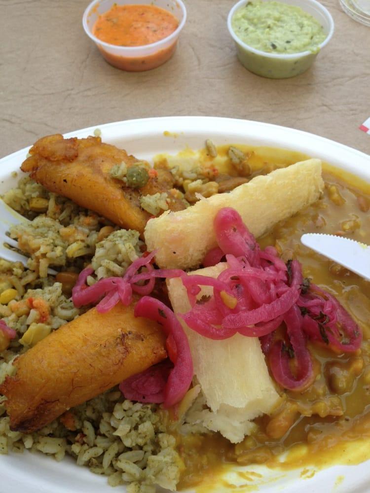 Peruvian Food Austin Street
