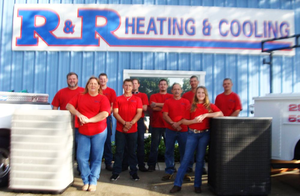 R & R Heating & Cooling: 15 3rd St SW, Winter Haven, FL
