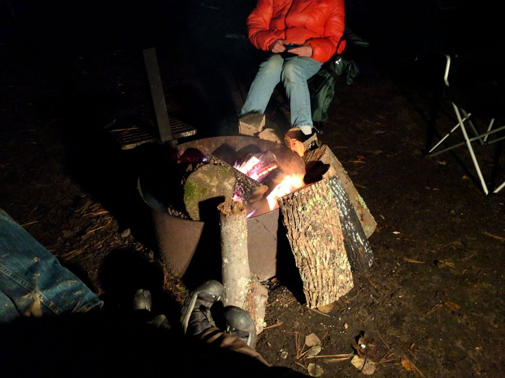 Copper Range Campground: 13804 Park Rd, Brule, WI