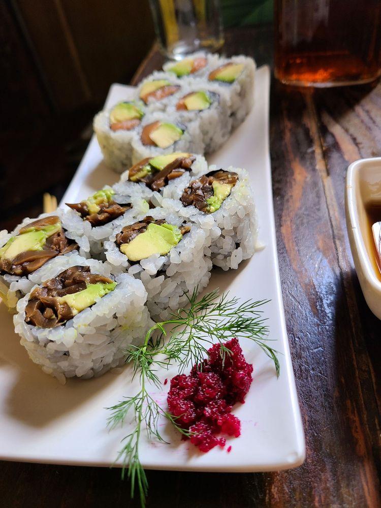 Food from Samurai Mama