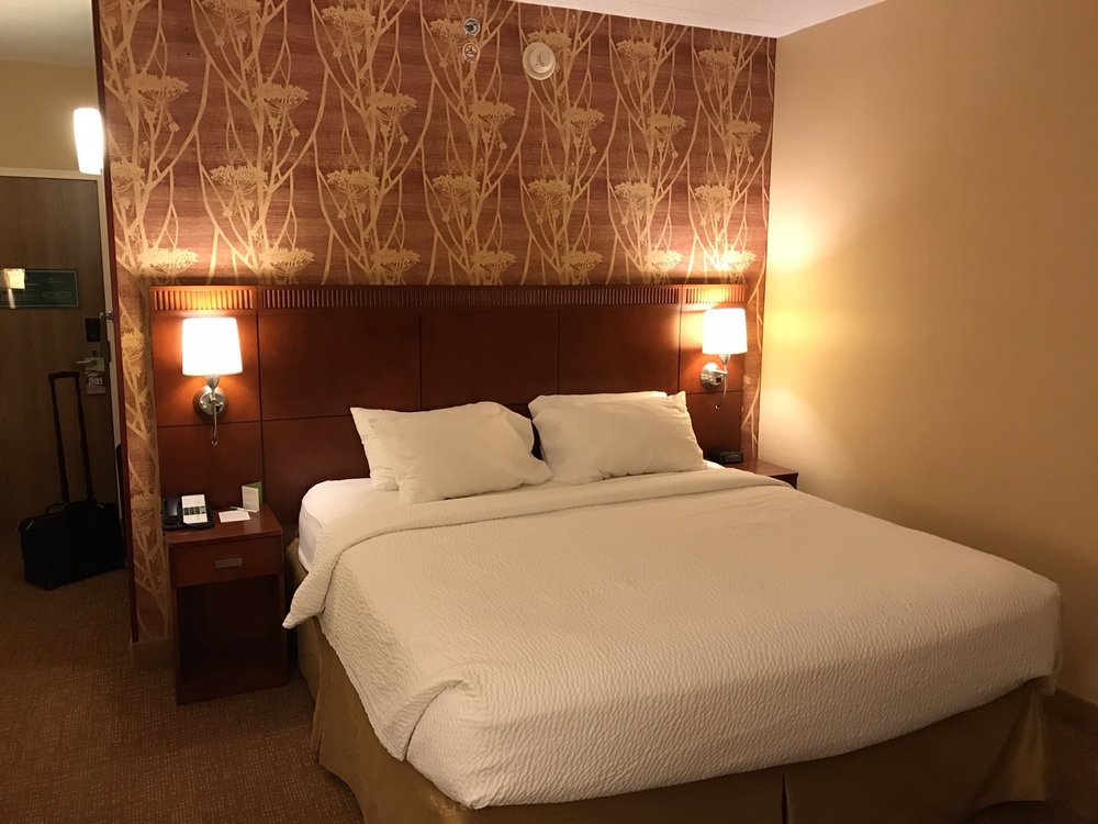 Courtyard by Marriott Toledo Airport Holland: 1435 E Mall Dr, Holland, OH