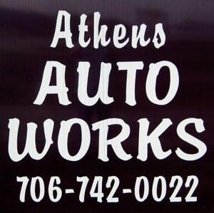 Athens Auto Works: 10 Arnoldsville Rd, Crawford, GA